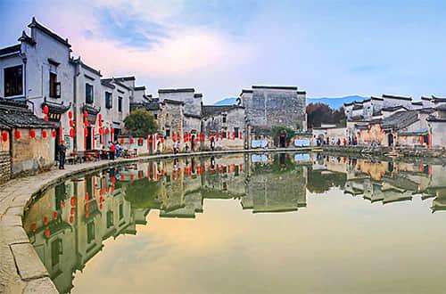 3 Days Classical Huangshan Tour