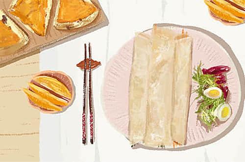 Xiamen Delicacies