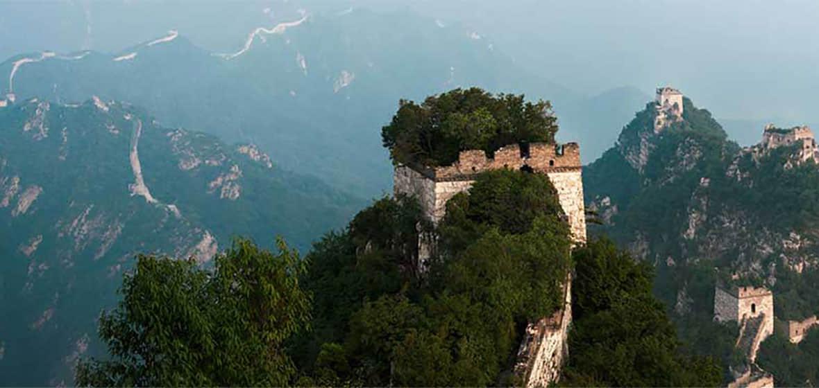 How to Travel to Jiankou Great Wall?