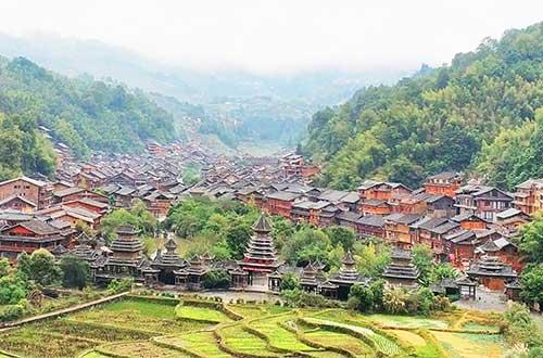 Zhaoxing Town
