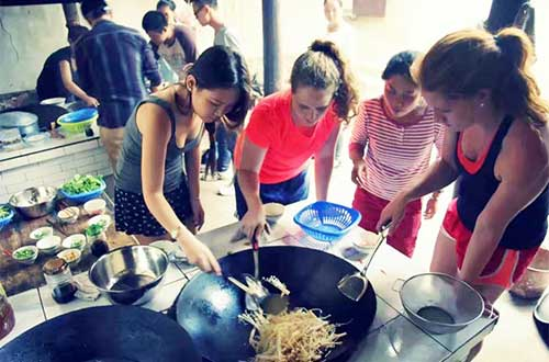 Cook Local Dishes