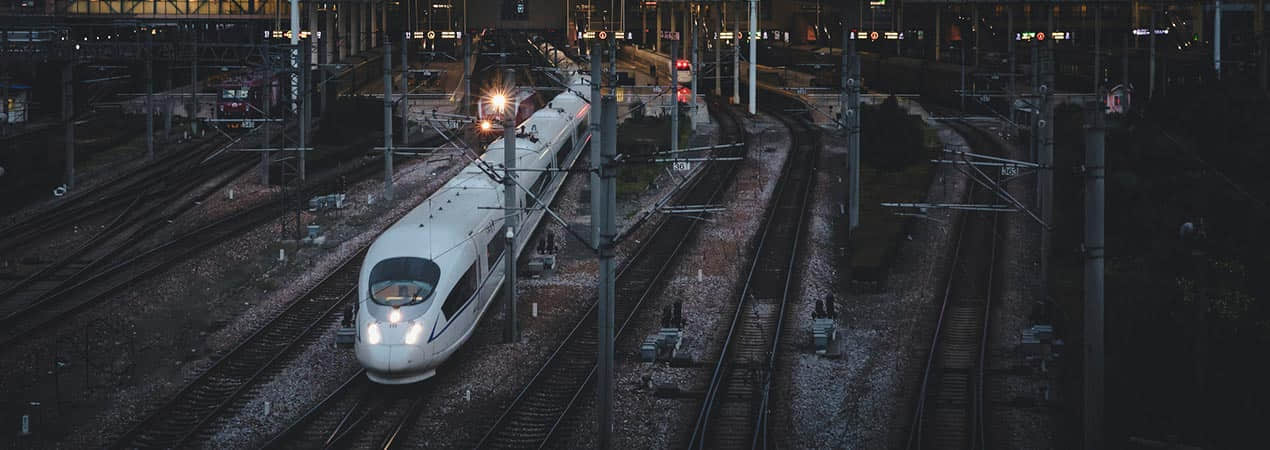 What is a Chinese Overnight Train Like?