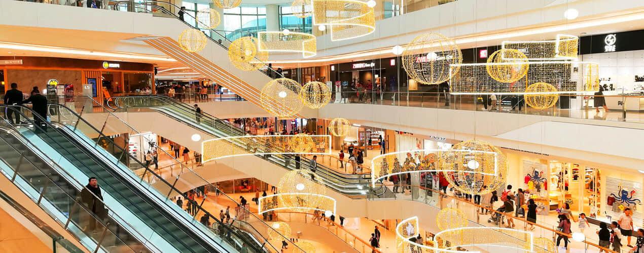 Shopping in Guangzhou