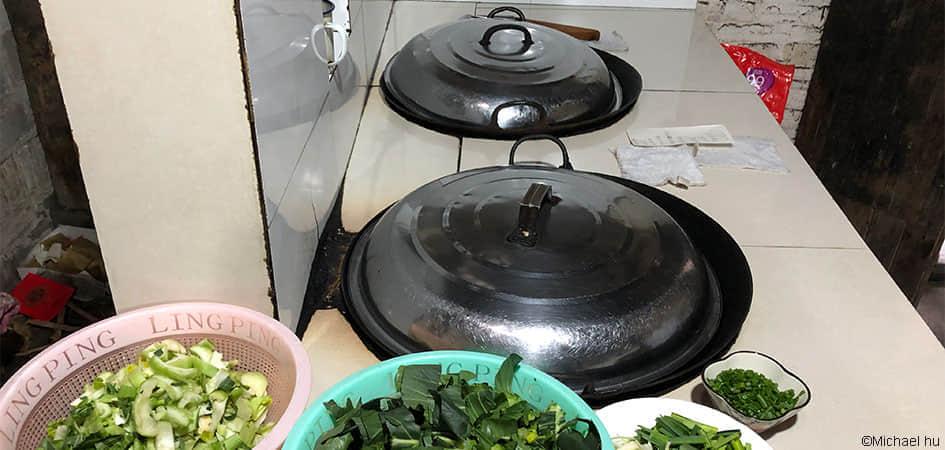 cooking class in Huangshan