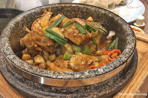 soy braised mandarin fish