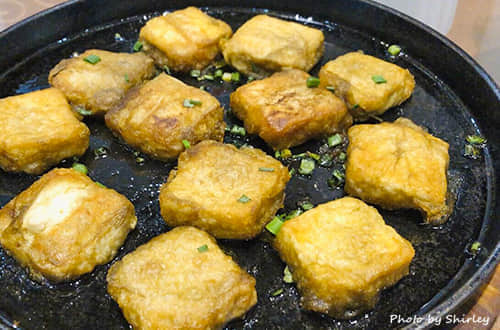 hairy tofu
