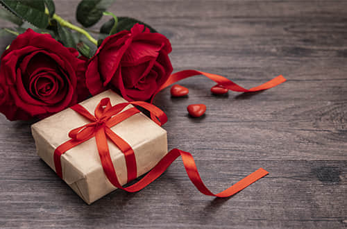 gifts of valentine day