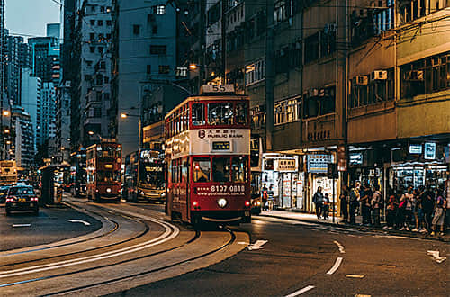 One Day City Tour in Hong Kong