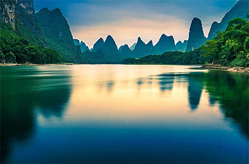 1 Day Li River Cruise and Yangshuo Sightseeing