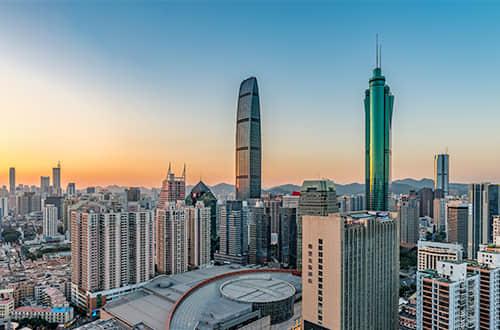landmark in shenzhen
