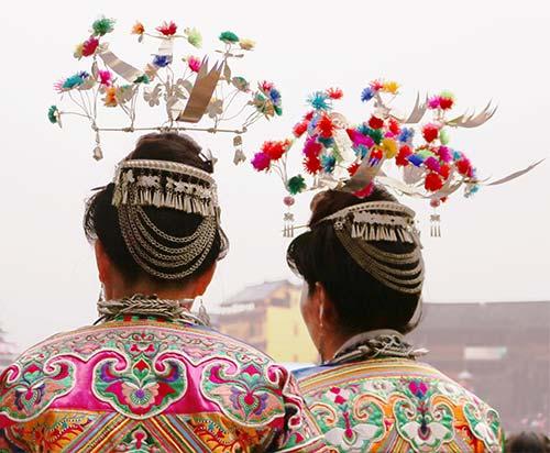 Guizhou is a multi-minority province
