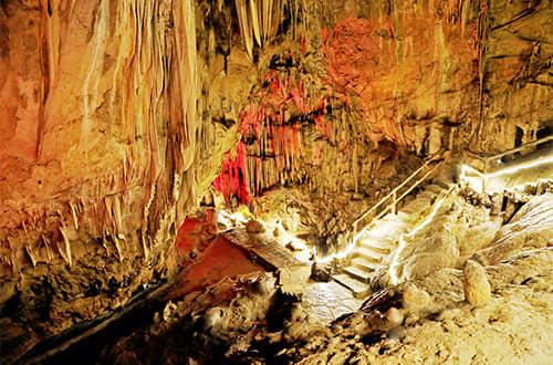 Zhi jin cave