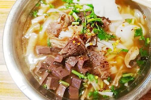 Mutton Rice Noodles