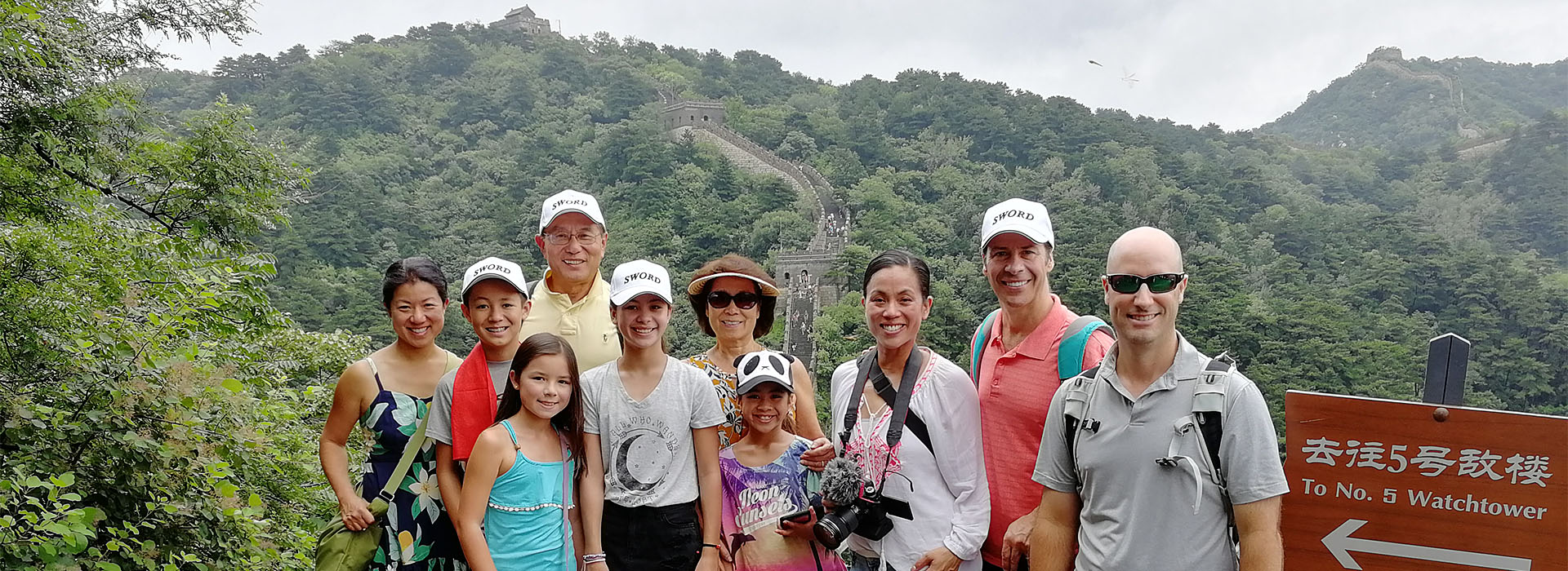 Family Tour to Discover Oriental Culture and Pandas' Routine