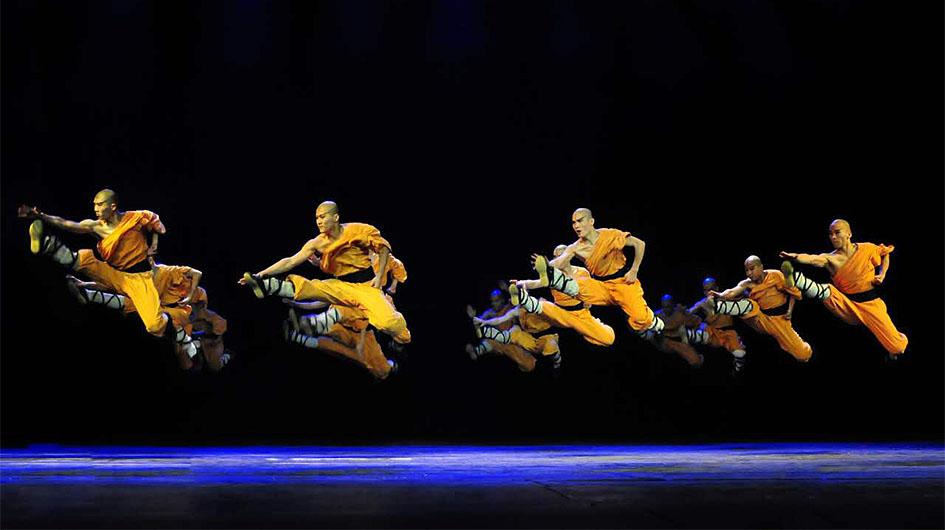 kungfu show