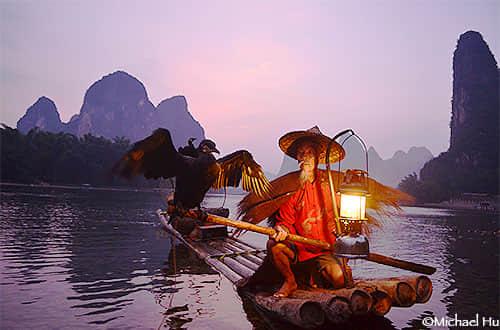 Cormorant Fishermen Photography