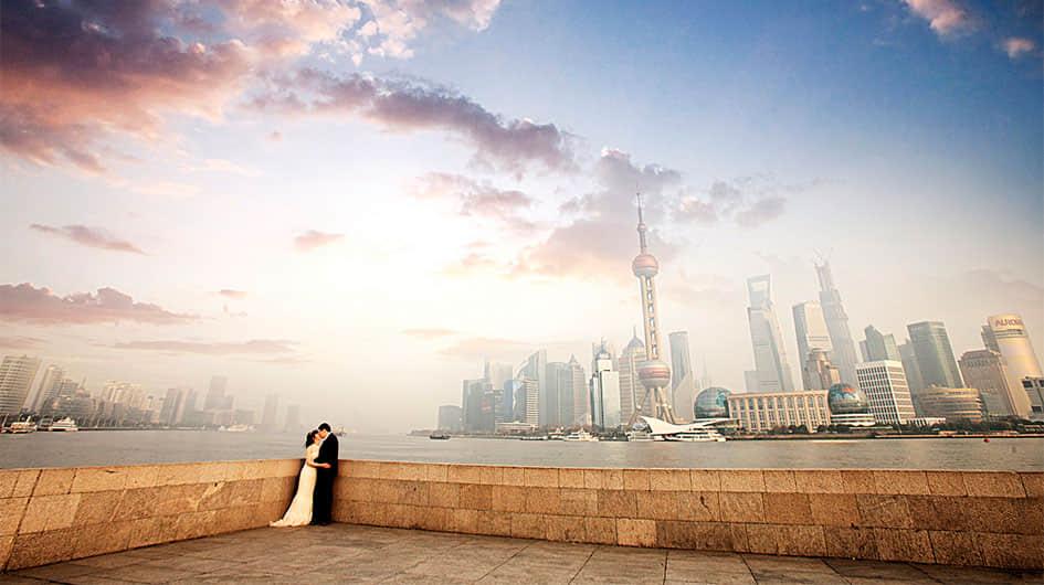 Shanghai wedding photography