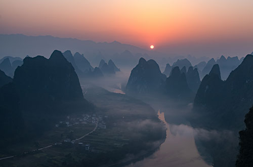 China Landscape Photography Tour