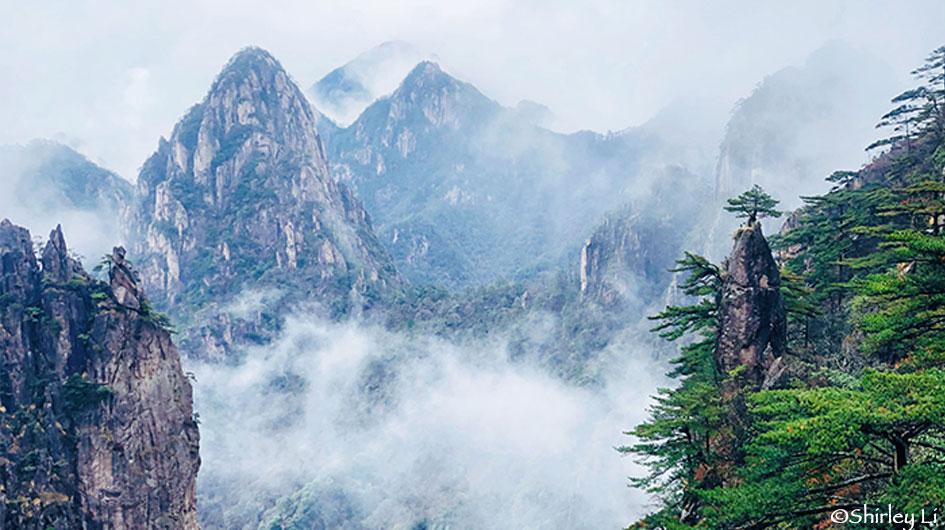 Huangshan photography