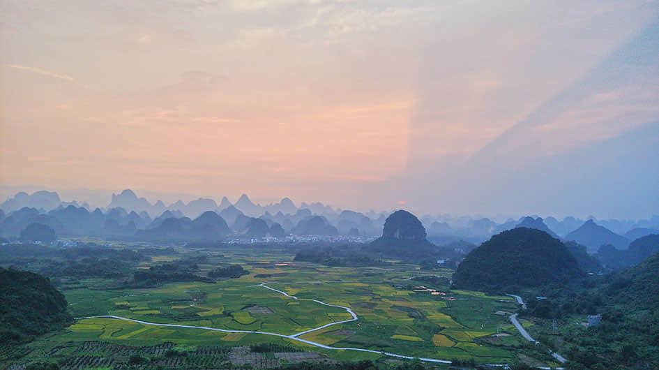 Guilin Wulongquan Photography