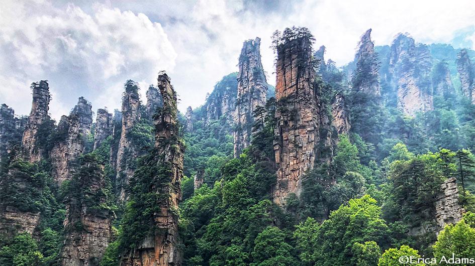 Zhangjiajie Photography