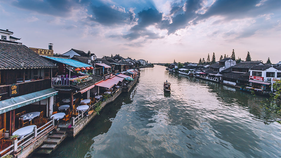 Zhujiajiao Water Town Photography