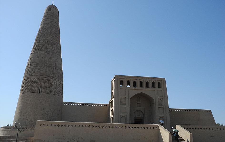 Emin Suliman Minaret