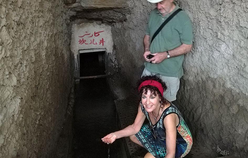 Karez Irrigation System
