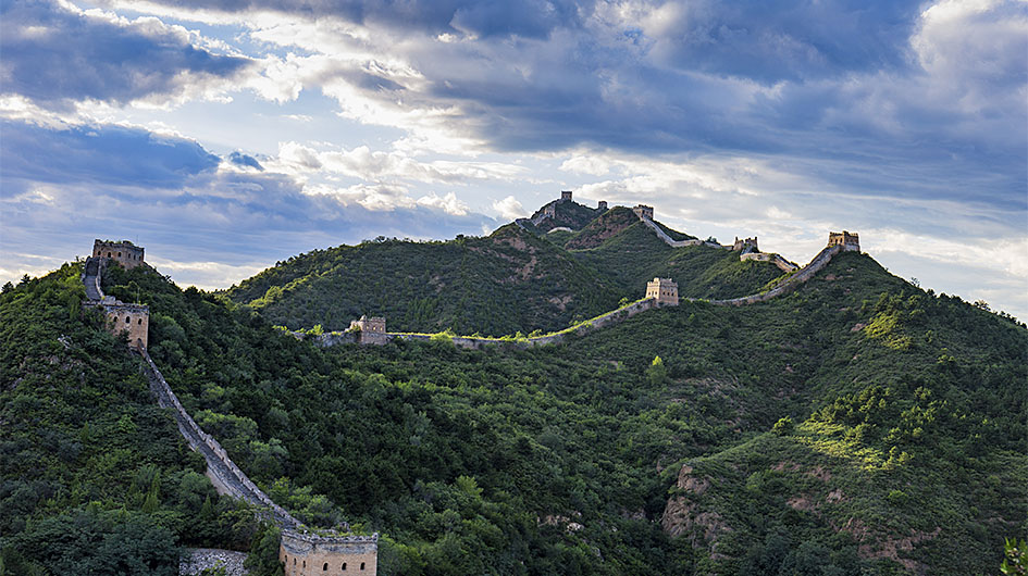 Simatai Section of the Great Wall