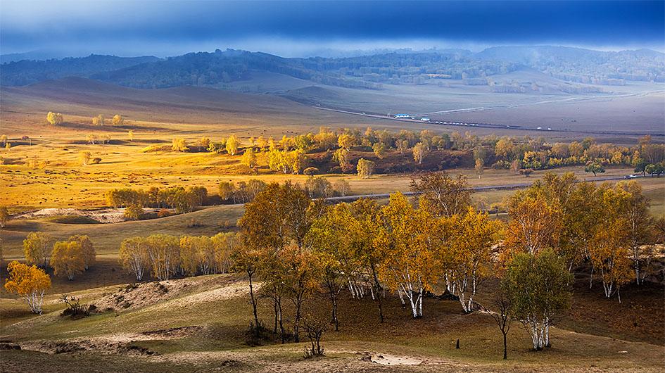Ulan Butong Grassland