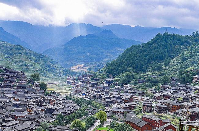 xijiang village