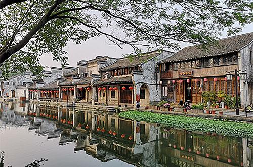 Characteristic Photography Tour in Huangshan and Nanxun Water Town