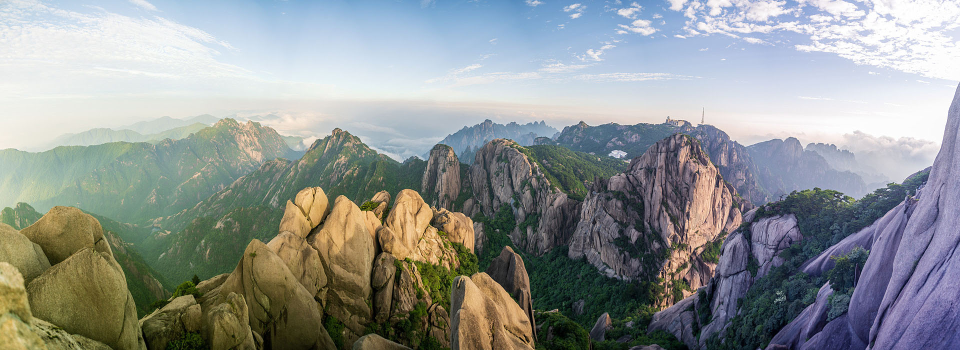 Photography Tour in Guilin and Huangshan