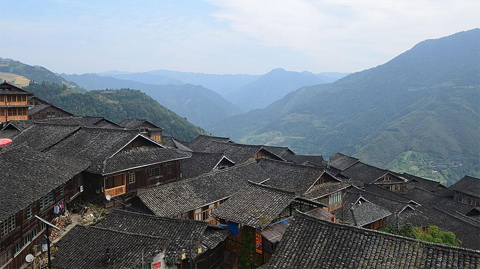 village roof