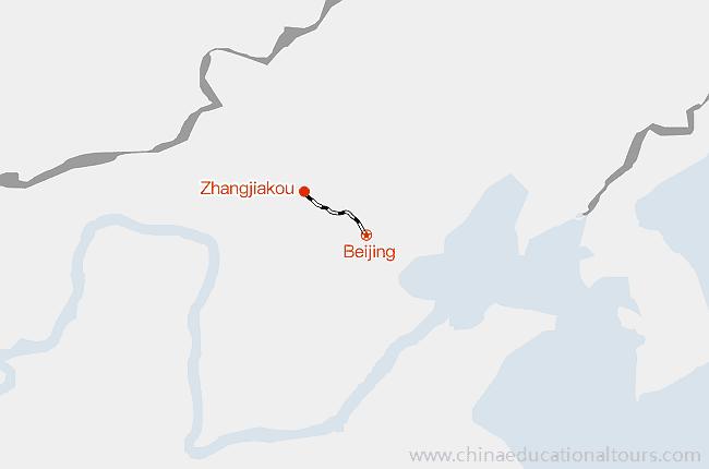 jingzhang railway