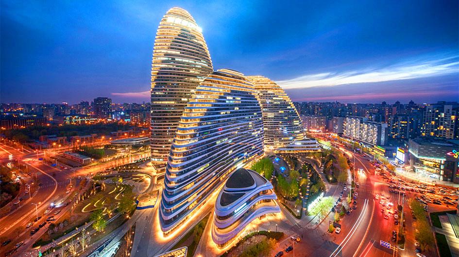 Beijing Skylines