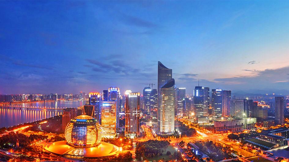 Hangzhou Skylines