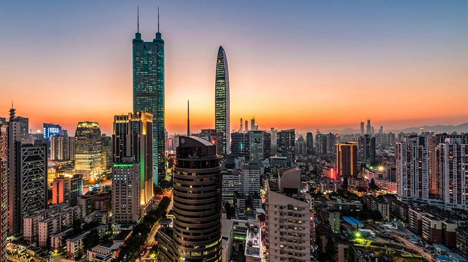 Shenzhen Skylines
