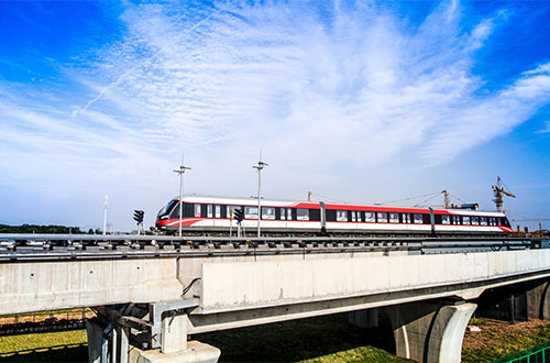 The Changsha Maglev