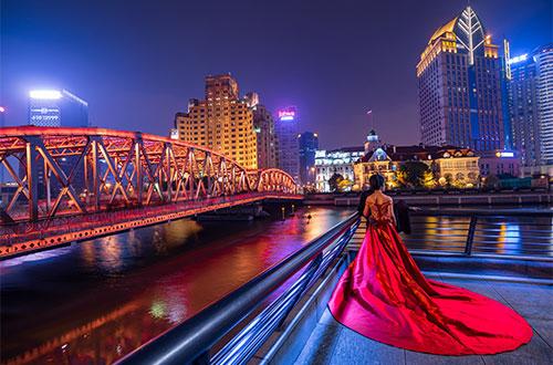Garden Bridge of Shanghai