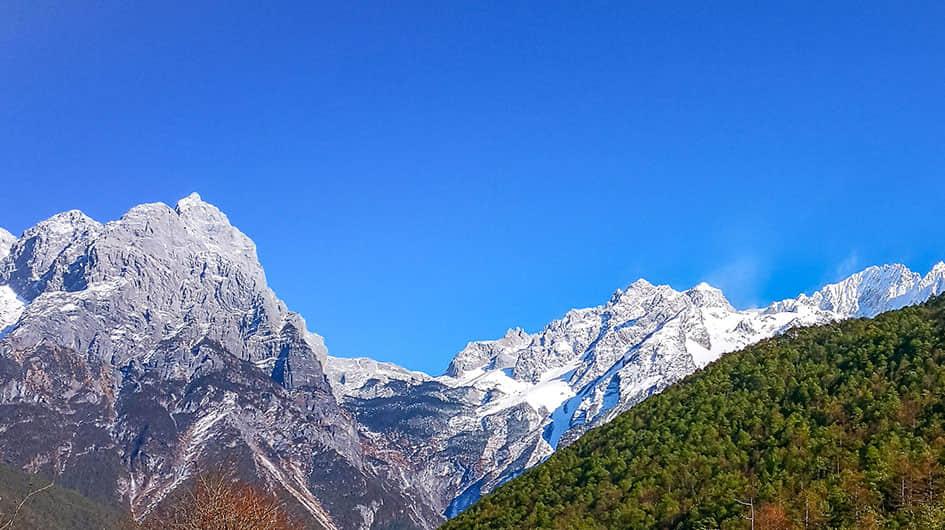 Hiking in Yunnan