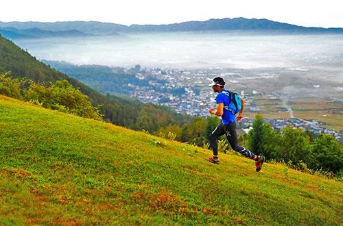 Cangshan Mountain Hiking