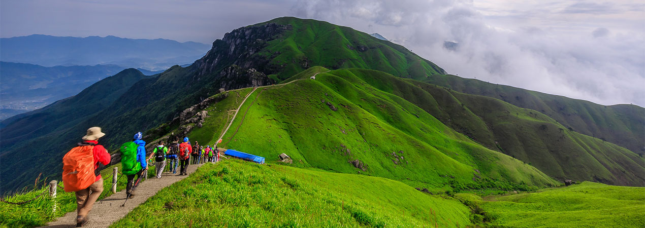 Top-Rated Hiking Trails in China