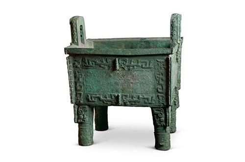 houmuwu square cauldron