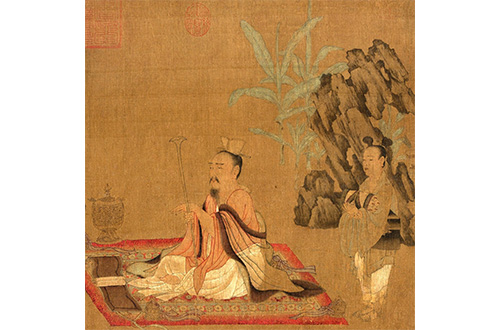 the painting of gaoyi