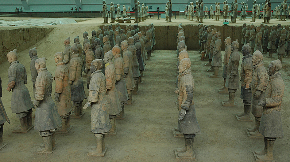 Emperor Qin Terracotta Army