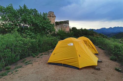 Gubeikou Great Wall Camping