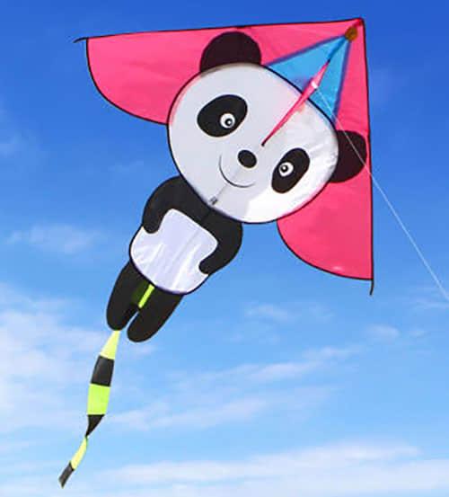 Panda kite