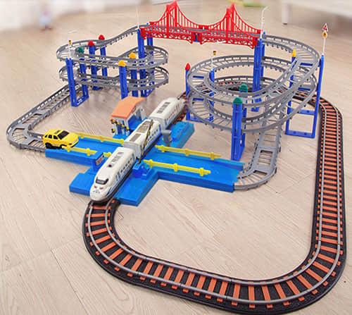 Speed Train Model