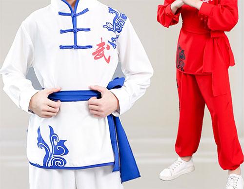 Kungfu Costume